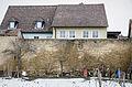 Mainbernheim, Sonnengasse 11, 9, Stadtmauer, Feldseite-001.jpg