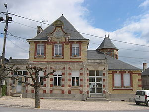 Banogne-Recouvrance - The Town Hall