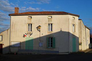 La Chapelle-Thémer Commune in Pays de la Loire, France