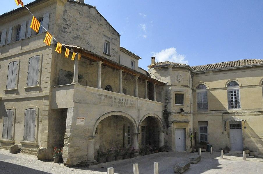 Maison des Chevaliers in Barbentane