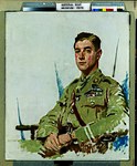 Major J B Mccudden, Vc, Dso, Mc, Mm Art.IWMART2979.jpg