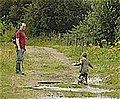 Making a splash - geograph.org.uk - 502665.jpg
