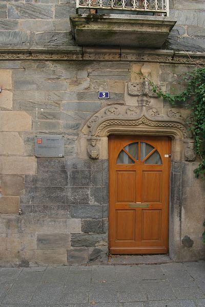 Maison, 3 rue du Général de Gaulle à Malestroit