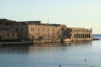 Lazzaretto of Manoel Island - New Palace