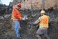 Mammoth bones found at OSU expansion of Valley Football Center - DSC 0383 - 24649606155.jpg