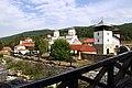 Manastir Mileševa, Srbija, pogled sa jugoistocne strane.jpg