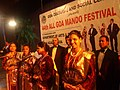 Mando festival underway in Goa.jpg