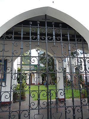 Central United Methodist Church (Manila) - Image: Manilajf 7875 28