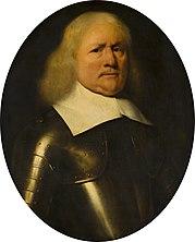 Portrait of Maerten van Juchen (d. 1672/73)