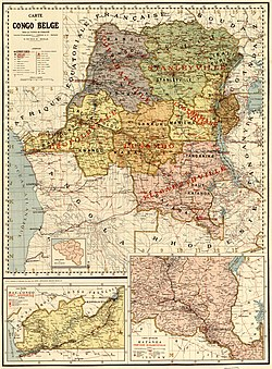 The Belgian Congo