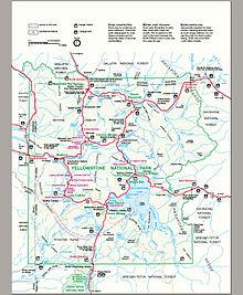 Parc National De Yellowstone Wikipédia