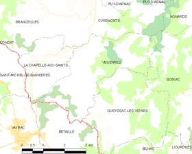 Map commune FR insee code 19280.png