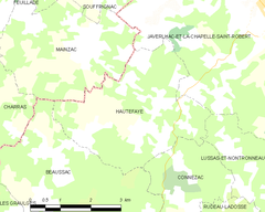 Map commune FR insee code 24209.png