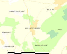 Map commune FR insee code 27555.png
