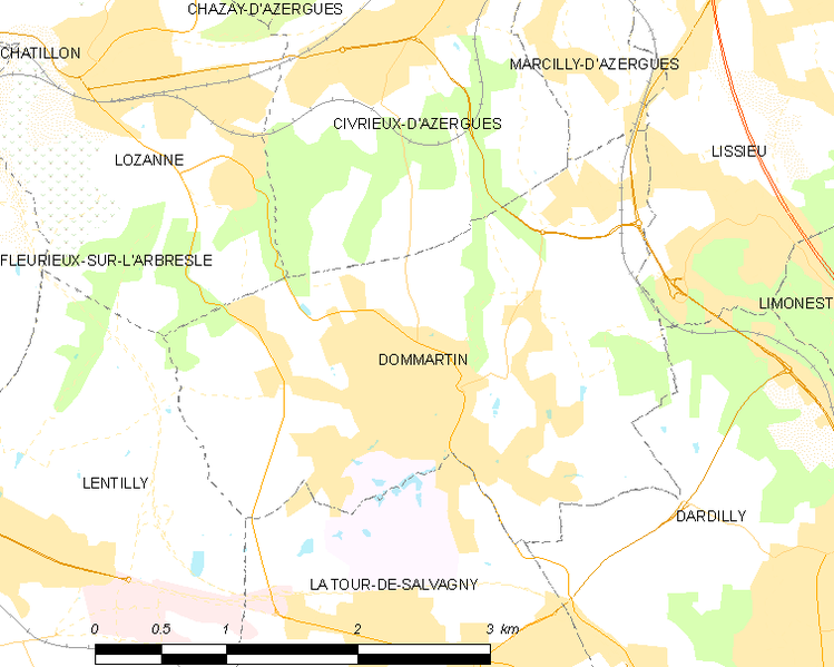 Fitxer:Map commune FR insee code 69076.png