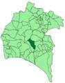 Map of Beas (Huelva).png