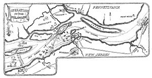 Fort Mifflin - Operations on the Delaware River, October–November, 1777