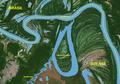 Mapa Laguna Mercedes Beni Bolivia.png