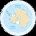 Mapa del Océano Antártico.png