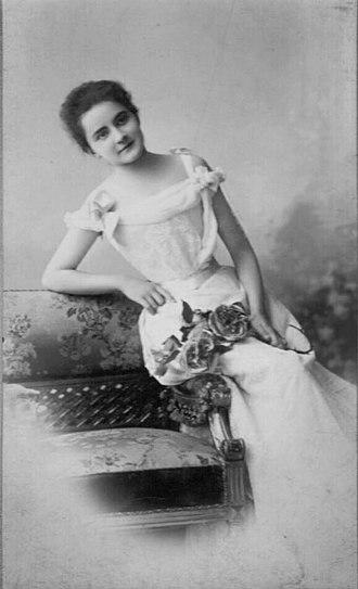 Prince Imperial of Mexico - Image: María Josefa Sofía de Iturbide y Mikos