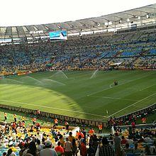 Pré-jogo  México x Itália pela Copa das Confederações de 2013. 119f06b644b64