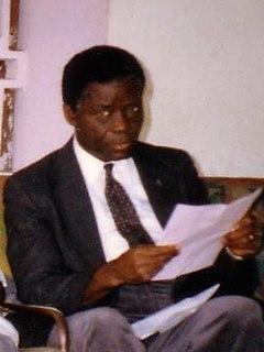 Marcel Lihau Congolese jurist, law professor and politician