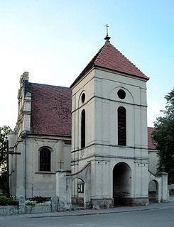 Margonin Place in Greater Poland Voivodeship, Poland