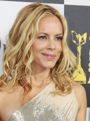 Maria Bello - Bello at the Independent Spirit Awards in Los Angeles on March 5, 2010