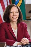 Maria Cantwell, official portrait, 110th Congress