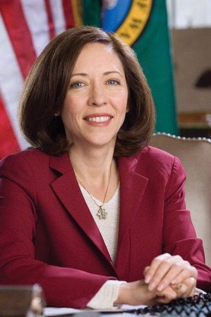 United States congressional delegations from Washington - Senator Maria Cantwell (D)