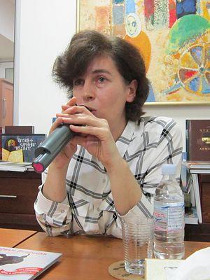 Mariam Petrosyan cover