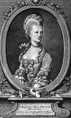 Marie Magdalene Charlotte Ackermann - Marie Magdalene Charlotte Ackermann