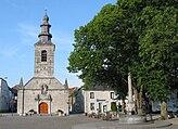Place Marie de Hongrie, Mariembourg