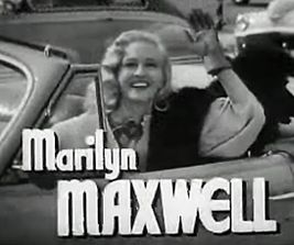Marilyn Maxwell in High Barbaree trailer.jpg