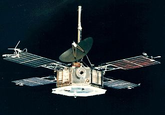 Mariner program - Image: Mariner 5