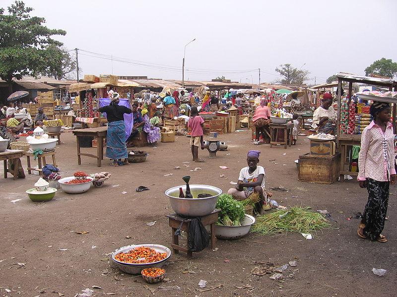 File:Market in Tamale, Northern Ghana.jpg