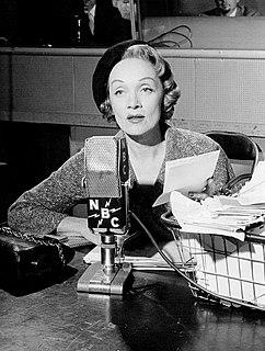 Marlene Dietrich discography