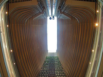 Atlanta Marriott Marquis - Image: Marriott marquis atrium