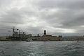 Marseille - Vieux Port - travaux MUCEM.jpg