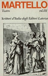 Pier Jacopo Martello: Teatro
