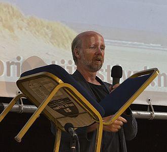 Marten Scheffer - Scheffer in 2013