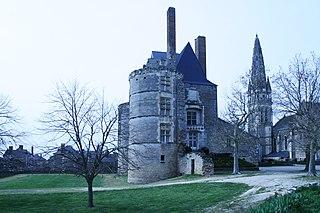 Martigné-Briand Part of Terranjou in Pays de la Loire, France