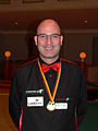 Martin Horn (billiard player) 3-Cushion World Cup Istanbul 2009-01.jpg