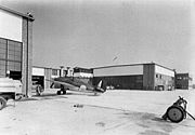 Martlet at Grumman 1940