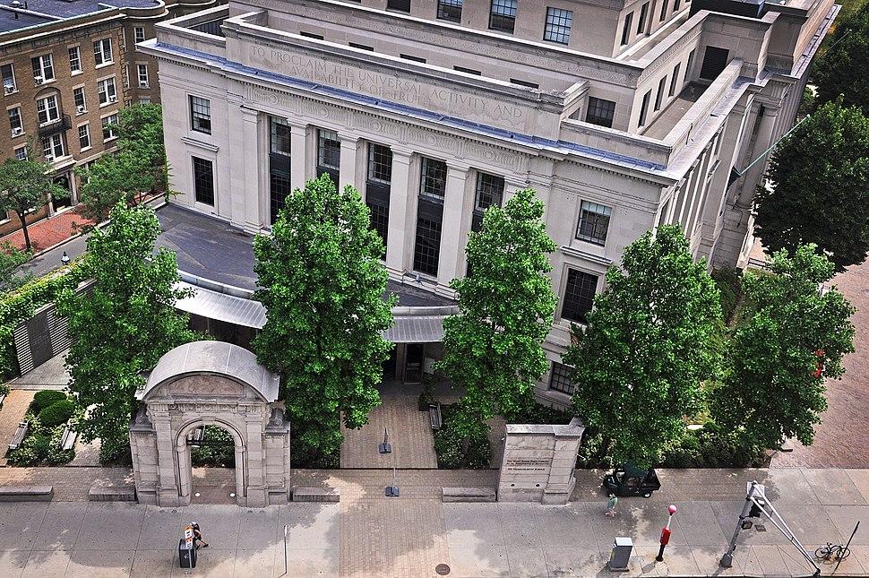 Mary Baker Eddy Library, Boston, 10 July 2014