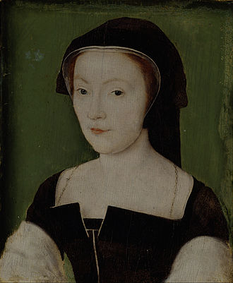 1537 in art - Image: Maryofguise 1
