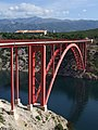 Maslenica Bridge (D 8), Croatia.JPG