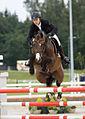 Matas Petraitis žirgas Bacardi.jpg