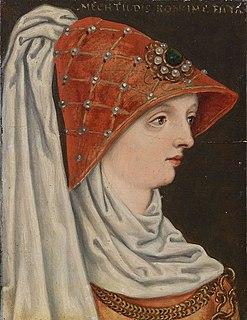 Matilda of Habsburg German noble