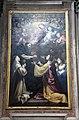 Matteo rosselli, madonna del rosario coi ss. domenico, caterina e altri, 1649, 02.JPG